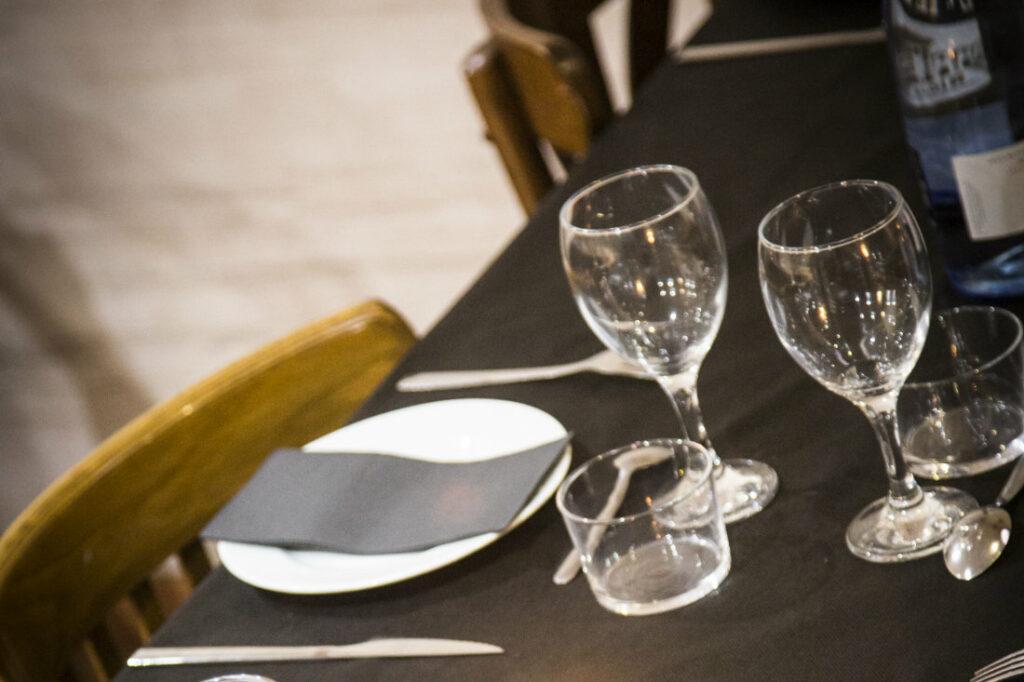restaurant menu Negoci