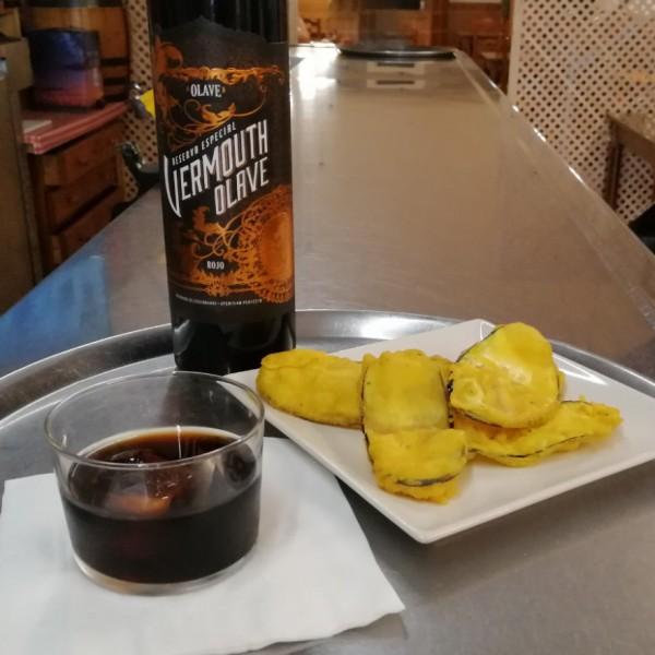 vermut brasses torroella Menu
